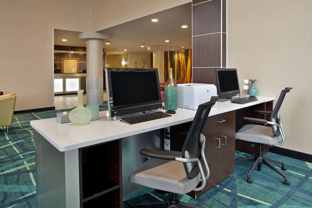 Business Center, SpringHill Suites Minneapolis-St Paul Airpt/Mall of America