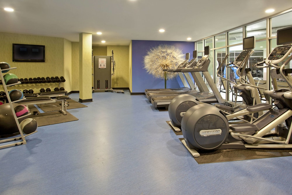Fitness Facility, SpringHill Suites Minneapolis-St Paul Airpt/Mall of America
