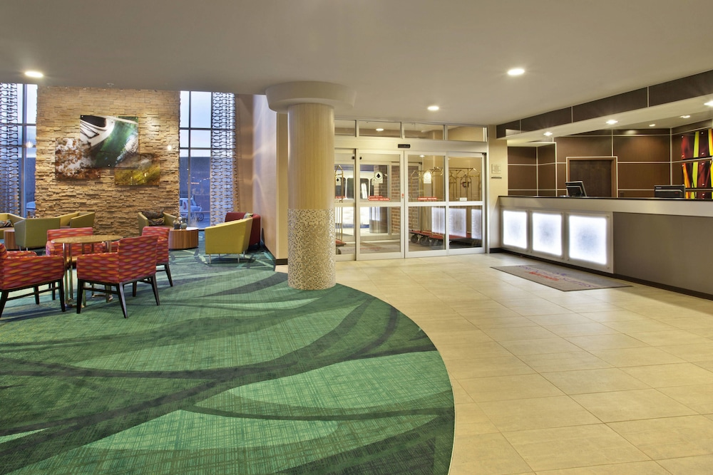Lobby, SpringHill Suites Minneapolis-St Paul Airpt/Mall of America