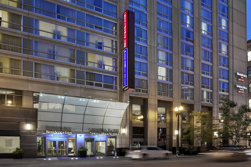 Exterior, Residence Inn by Marriott Chicago Downtown / River North