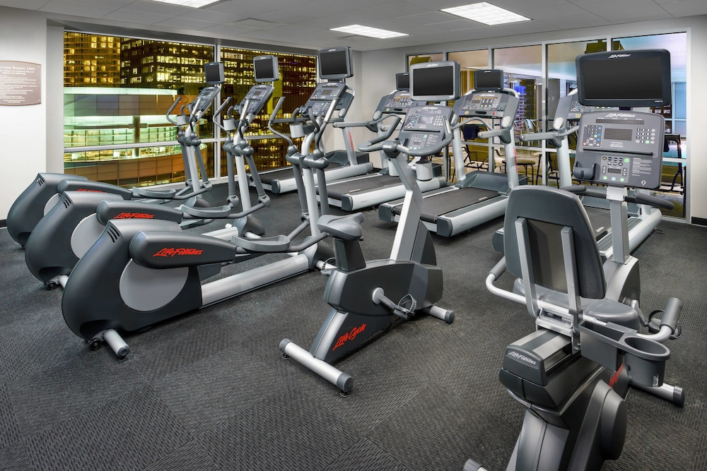 Fitness Facility, Residence Inn by Marriott Chicago Downtown / River North