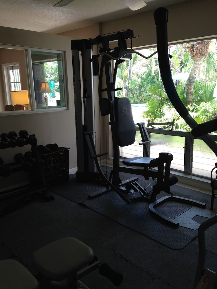 Fitness Facility, Cheston House - Exclusively All Male Gay Guest House