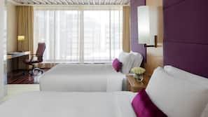 1 dormitorio, ropa de cama de alta calidad, colchones Select Comfort