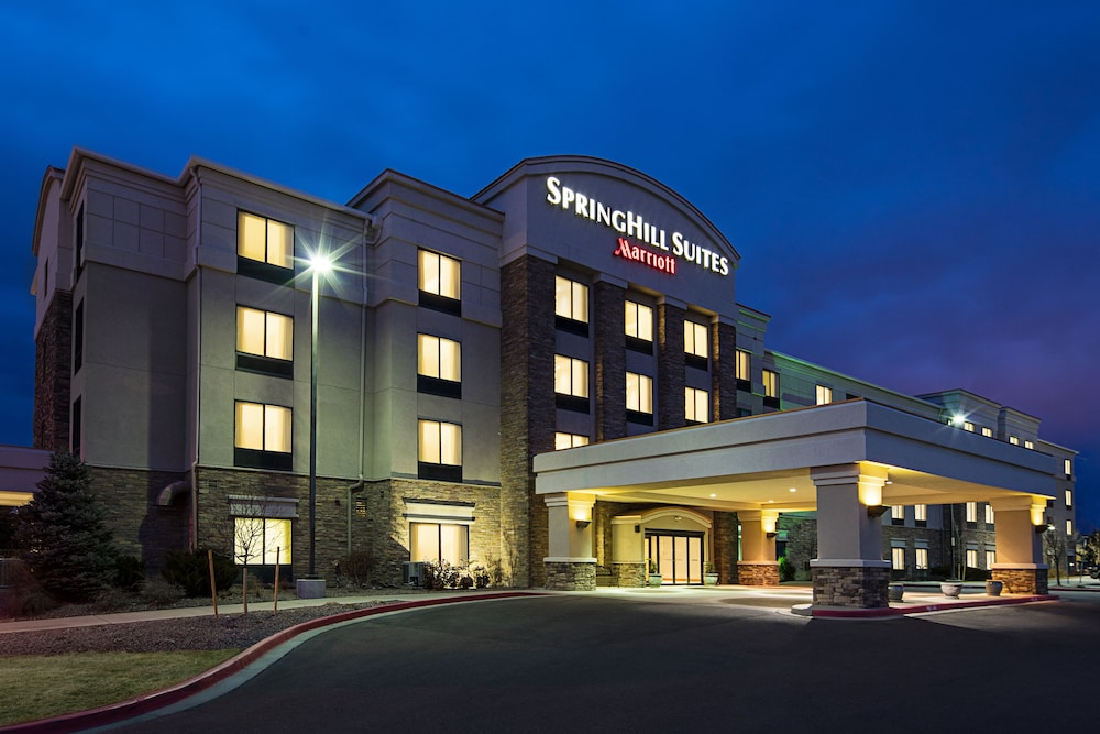 Exterior, SpringHill Suites by Marriott Denver Airport