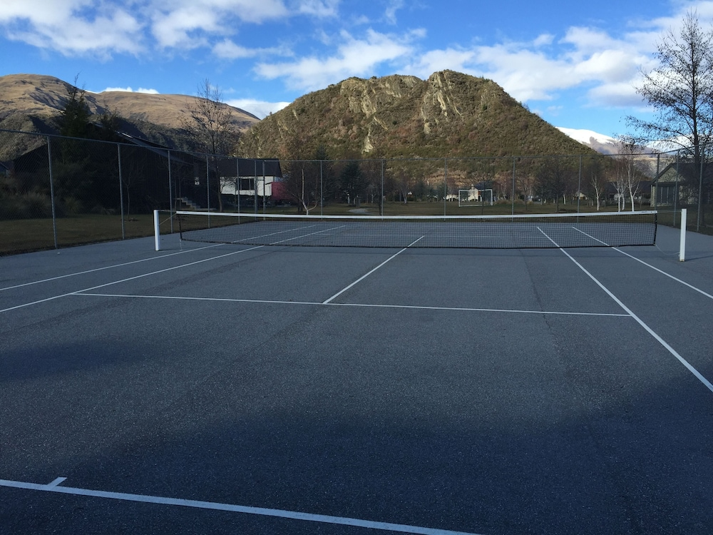 Tennis and Basketball Courts 11 of 22