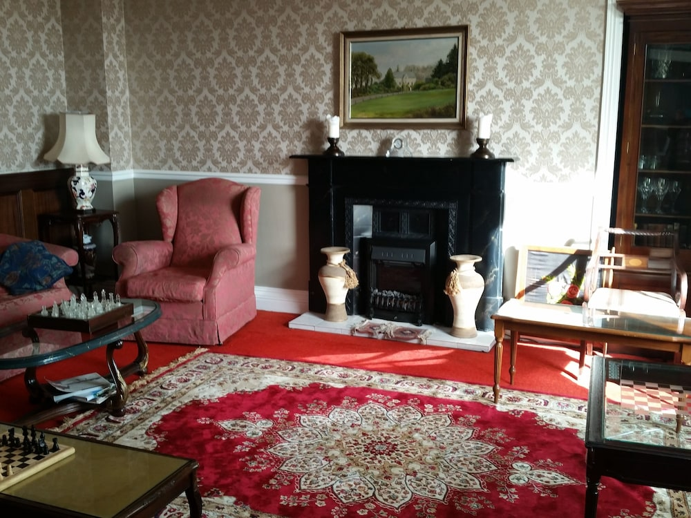 Lounge, Carrygerry Country House