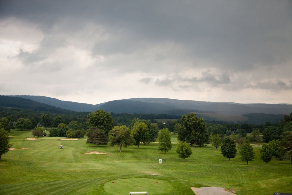 Golf, Hampton Inn & Suites Blairsville