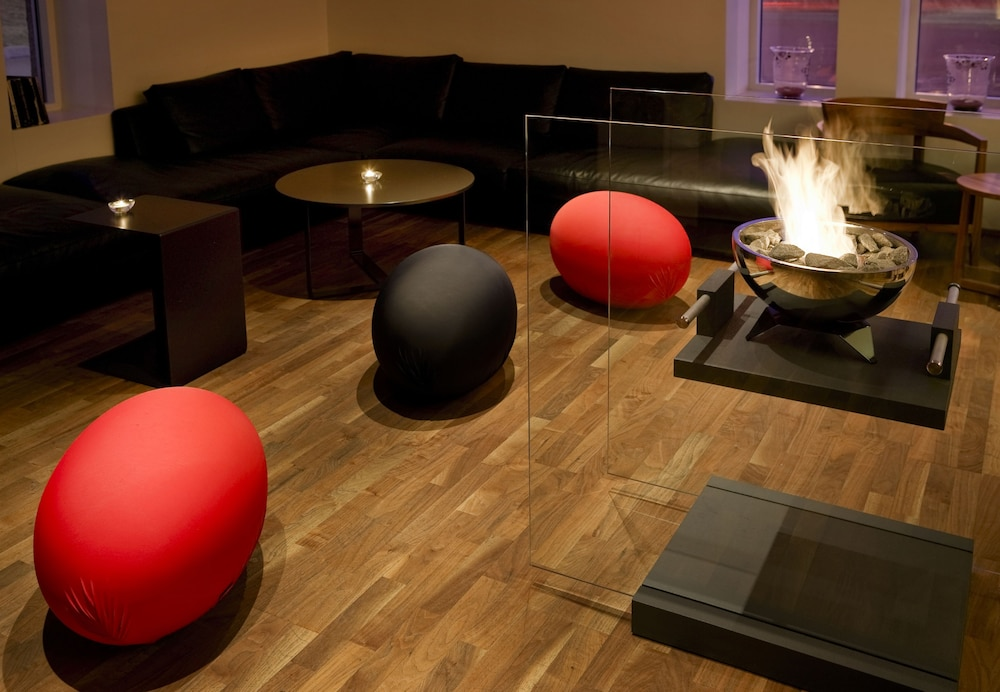 Lobby Sitting Area, Center Hotels Arnarhvoll