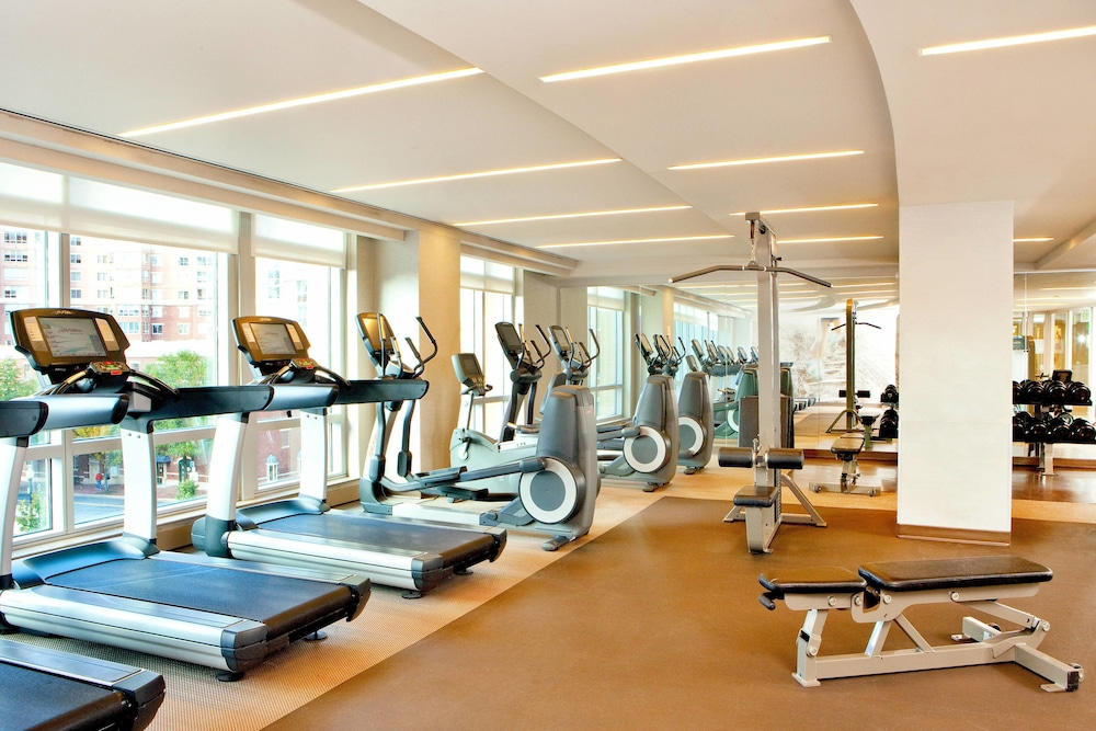 Fitness Facility, The Westin Alexandria Old Town