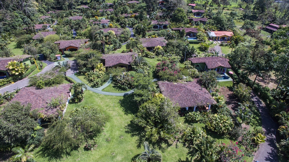 Aerial View, Mountain Paradise Wellness & Spa