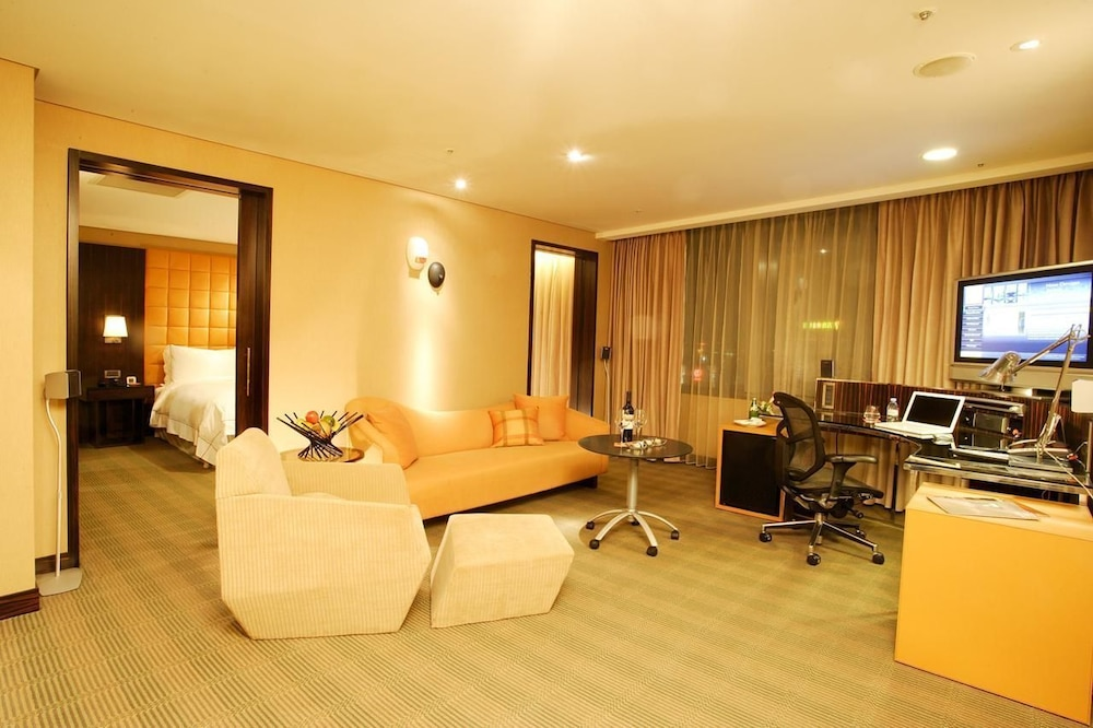 Living Room, The Landis Taichung (Hotel ONE Taichung)