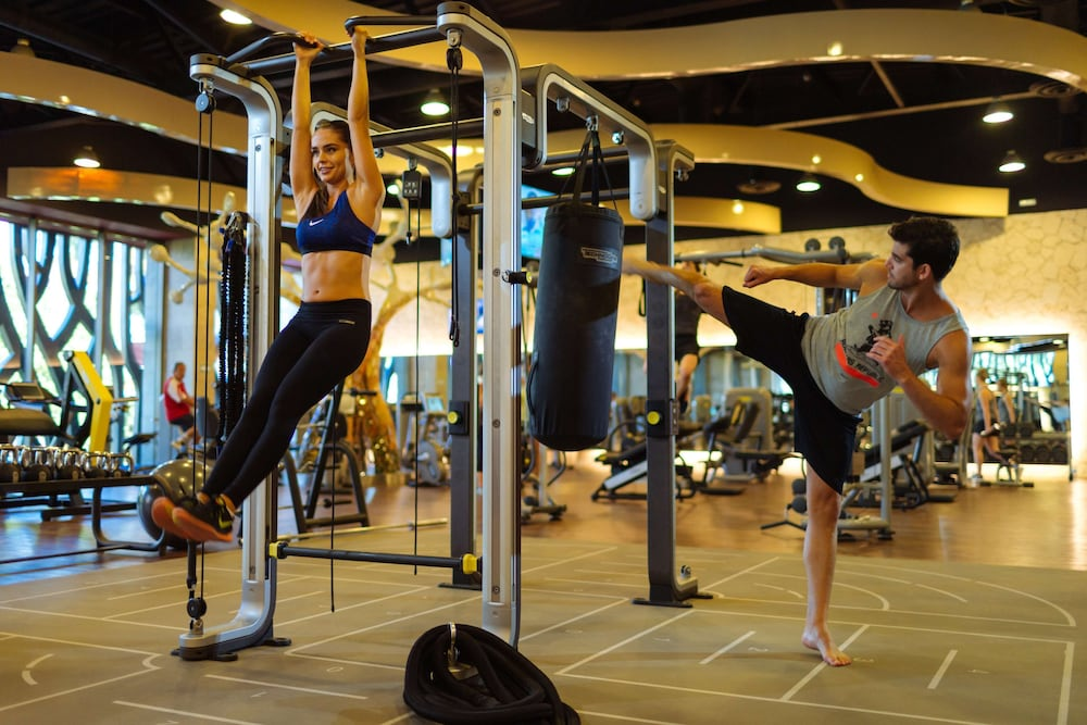 Fitness Facility, Barceló Maya Caribe - All Inclusive