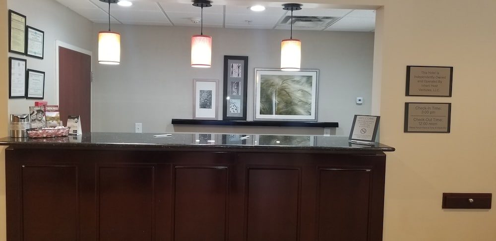 Reception, Country Inn & Suites by Radisson, Canton, GA