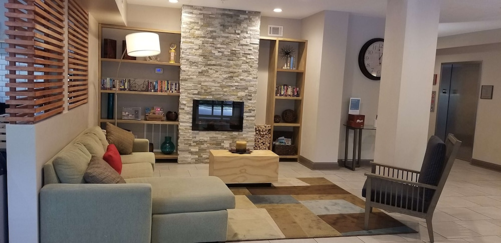 Lobby, Country Inn & Suites by Radisson, Canton, GA