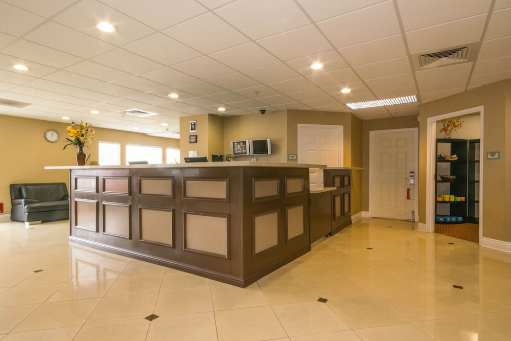 Check-in/Check-out Kiosk, Hotel Extended Studio