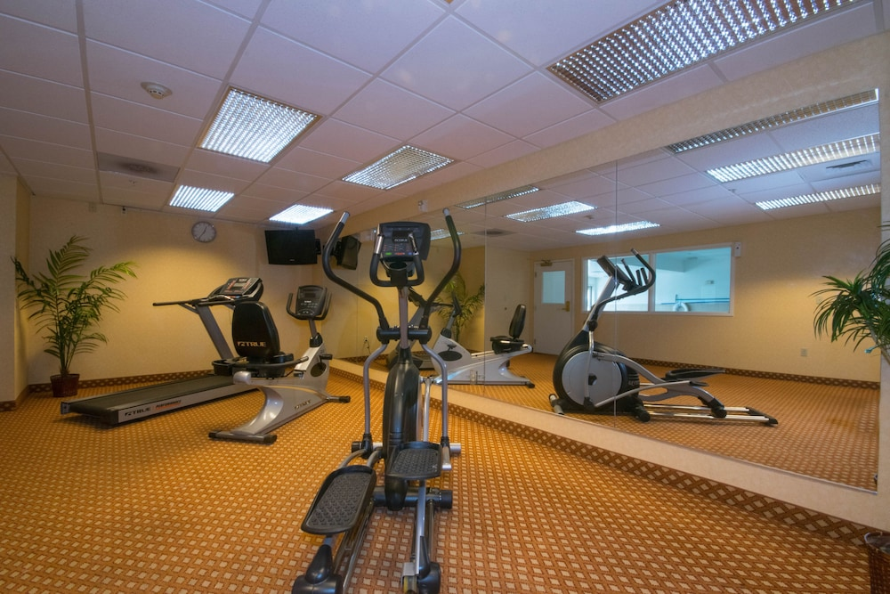 Fitness Facility, Hotel Extended Studio