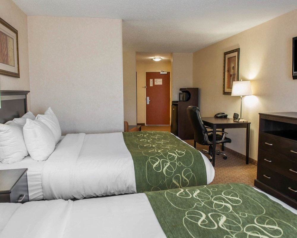 Room, Comfort Suites Southport