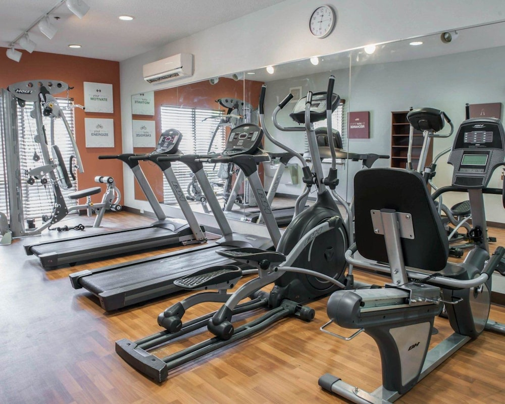 Fitness Facility, Comfort Suites Southport