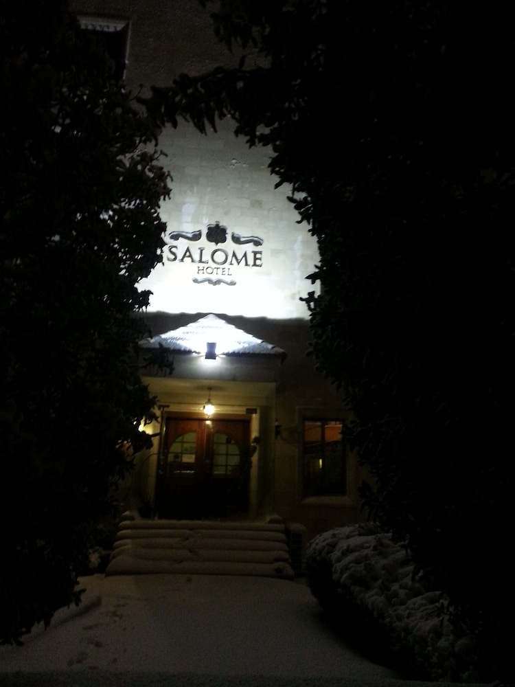Property Entrance, Salome Hotel