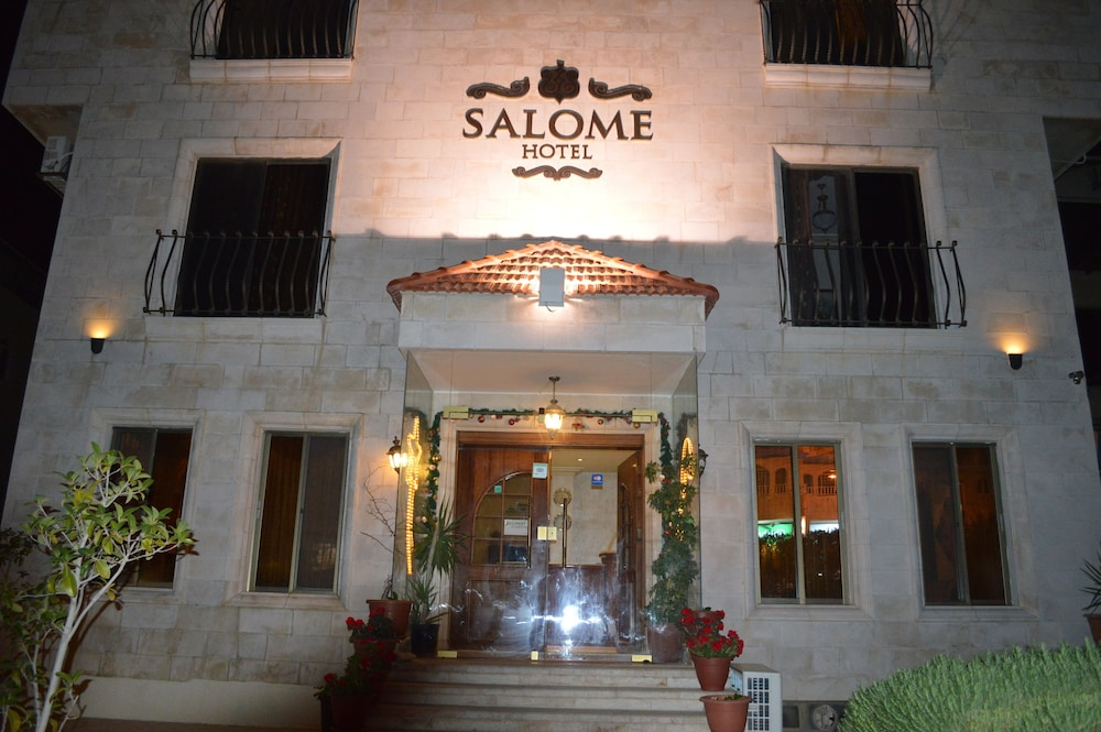 Featured Image, Salome Hotel