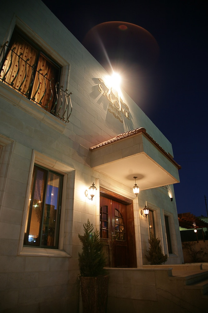Front of Property - Evening/Night, Salome Hotel