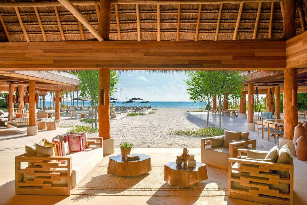 Beach Bar, Rosewood Mayakoba