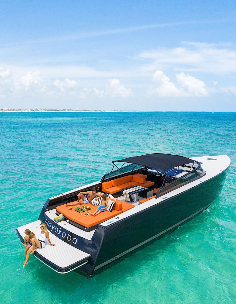 Boating, Rosewood Mayakoba