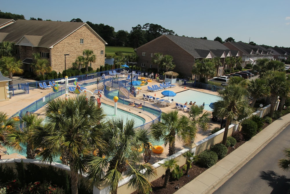 Outdoor Pool, Plantation Resort of Myrtle Beach