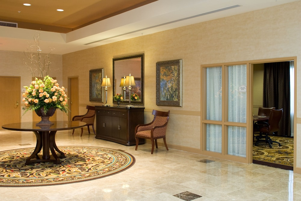 Hawthorn Suites By Wyndham West Palm Beach 3 0 Out Of 5 Aerial View Featured Image Lobby