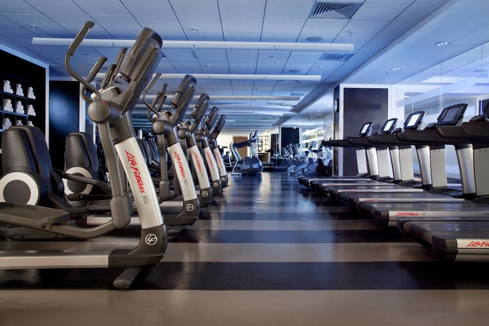 Gym, Gaylord National Resort & Convention Center