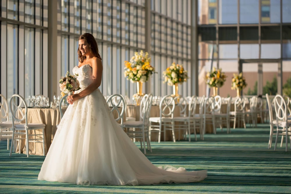 Indoor Wedding, Gaylord National Resort & Convention Center