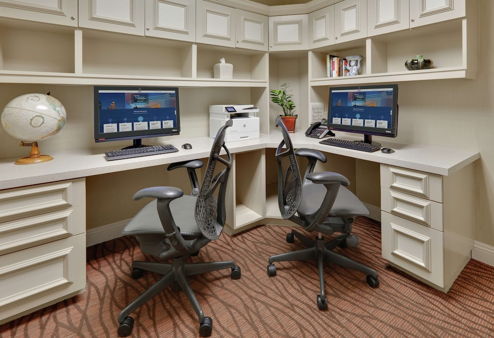 Business Center, Hilton Garden Inn San Diego/Del Mar, CA