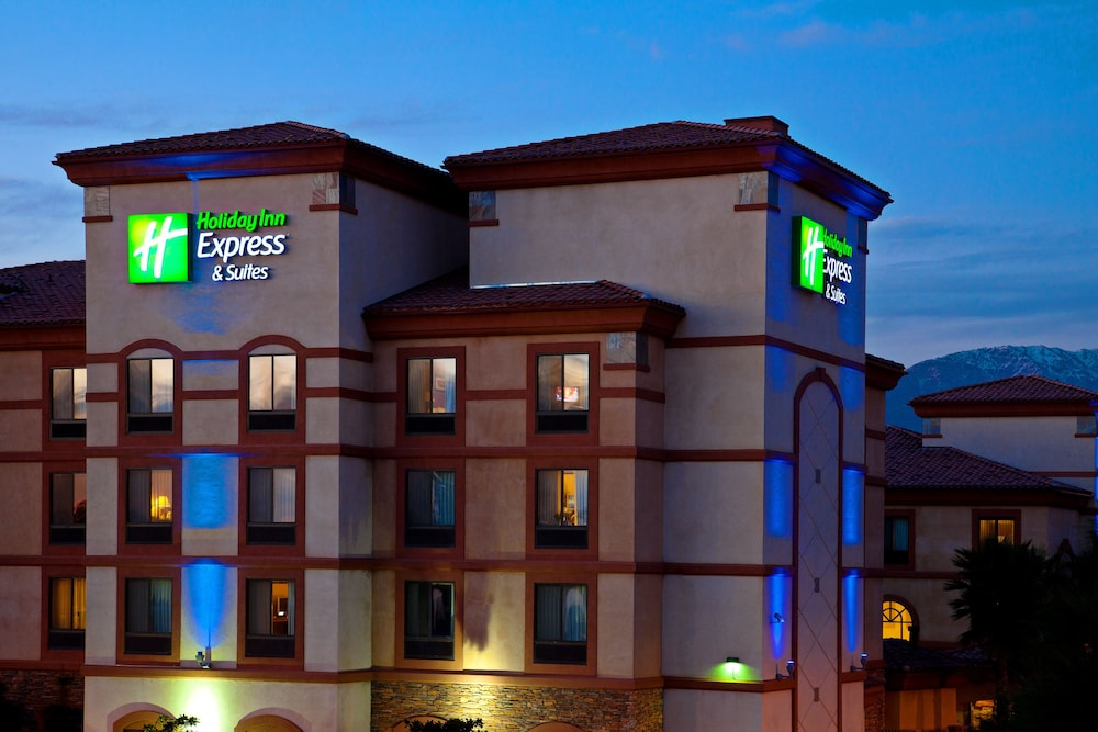 holiday inn express and suites ontario airport ontario. Black Bedroom Furniture Sets. Home Design Ideas
