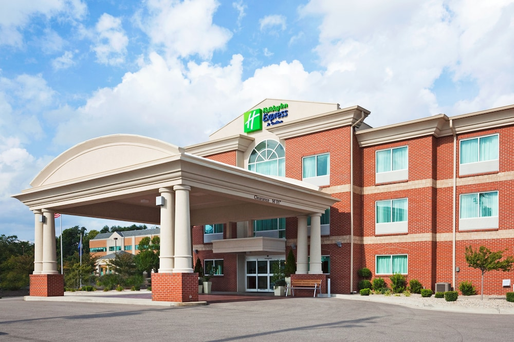 Exterior, Holiday Inn Express Hotel & Suites Cincinnati Se Newport