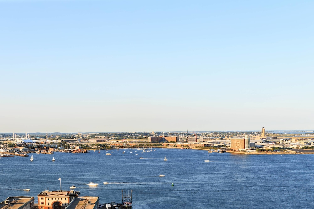 View from Property, Renaissance Boston Waterfront Hotel
