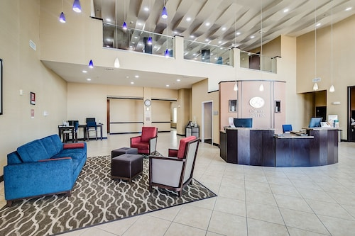 Check Expedia for Availability of Comfort Suites Granbury