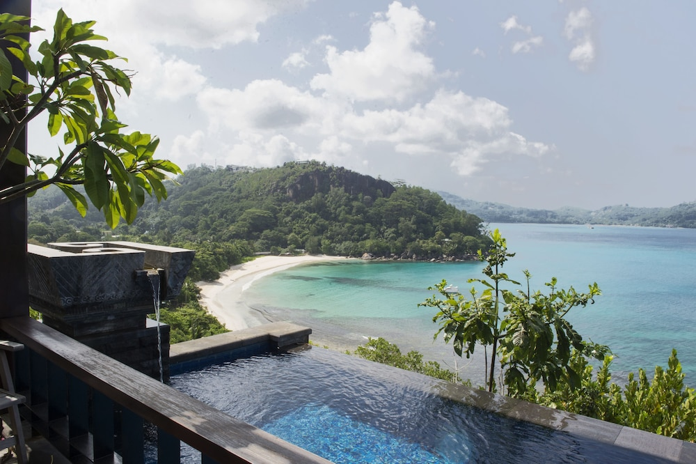 View from Room, Anantara Maia Seychelles Villas