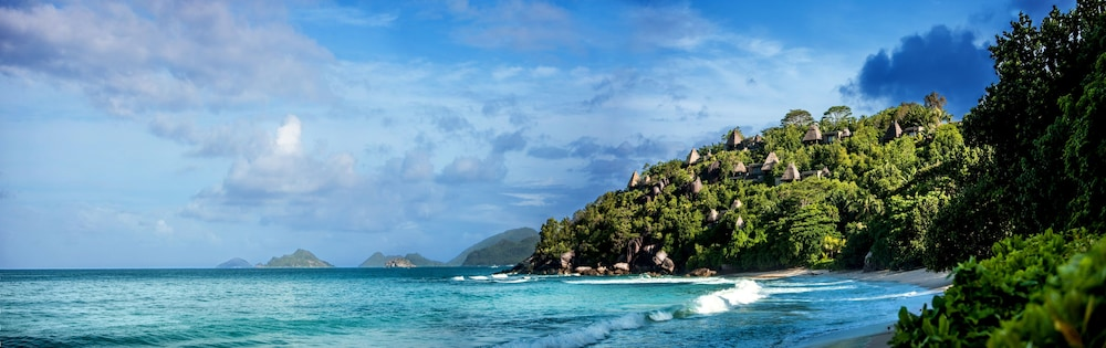 View from Property, Anantara Maia Seychelles Villas