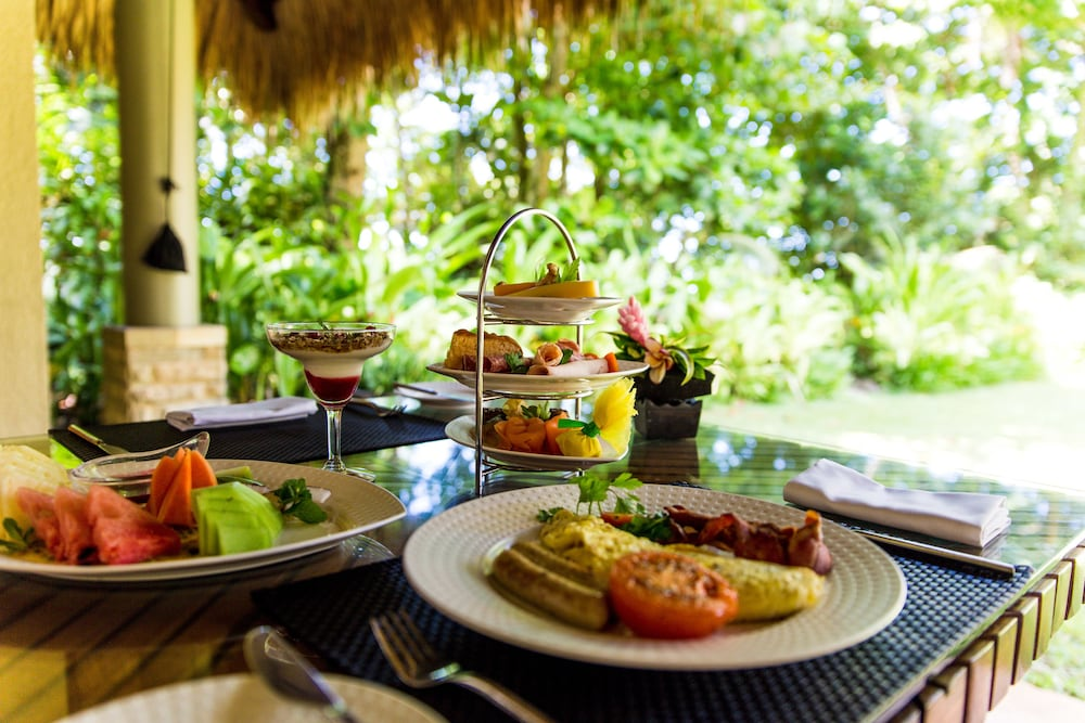 Food and Drink, Anantara Maia Seychelles Villas