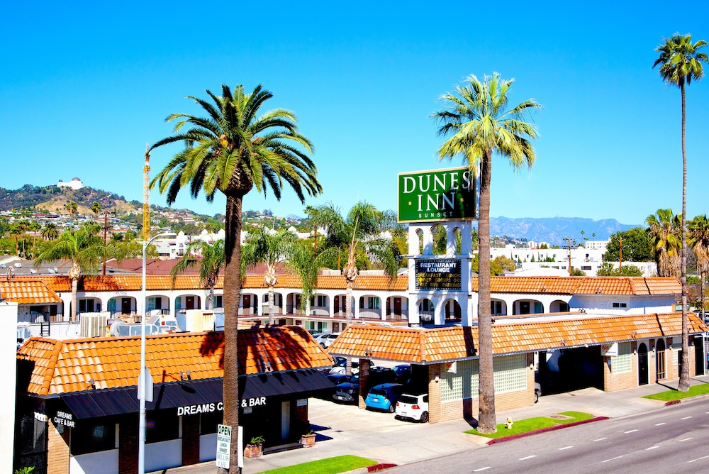 Featured Image, Dunes Inn Sunset