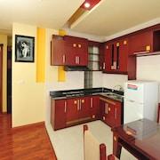Bếp tại phòng