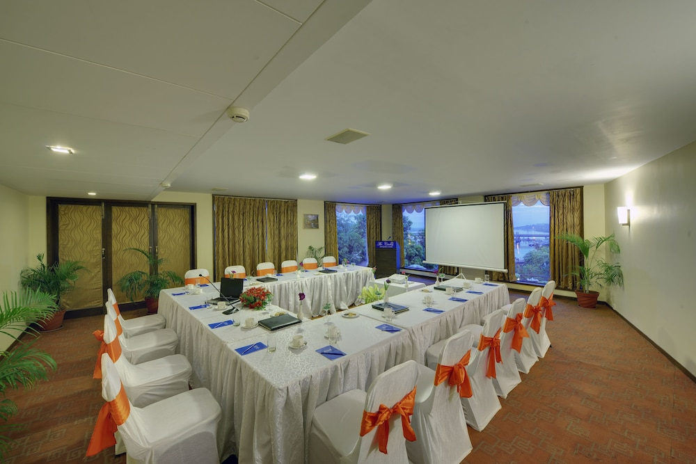 Banquet Hall, The Crown Goa