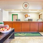 Quality Inn And Suites Lethbridge