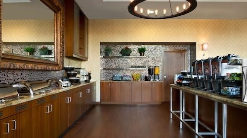 Breakfast buffet, Homewood Suites by Hilton Baltimore Inner Harbor