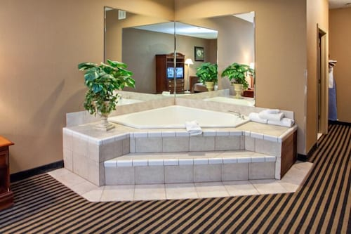 Jetted Tub, Mountain Inn & Suites