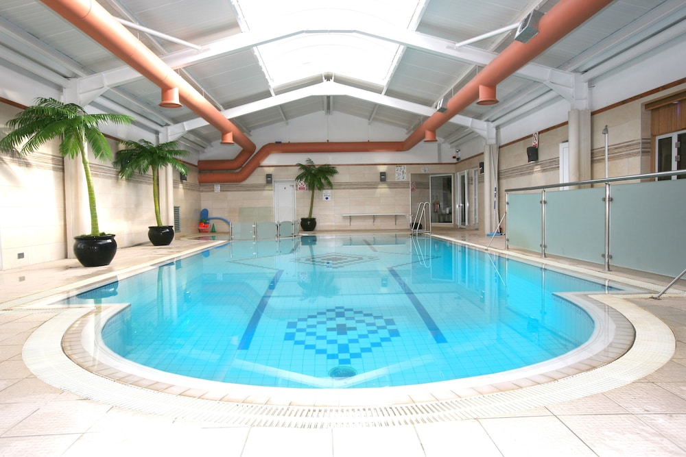 Indoor Pool, Great Northern Hotel
