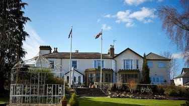 Northop Hall Country House Hotel