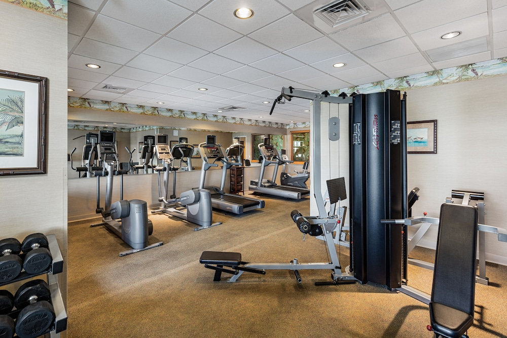 Fitness Facility, The Waterfront Inn