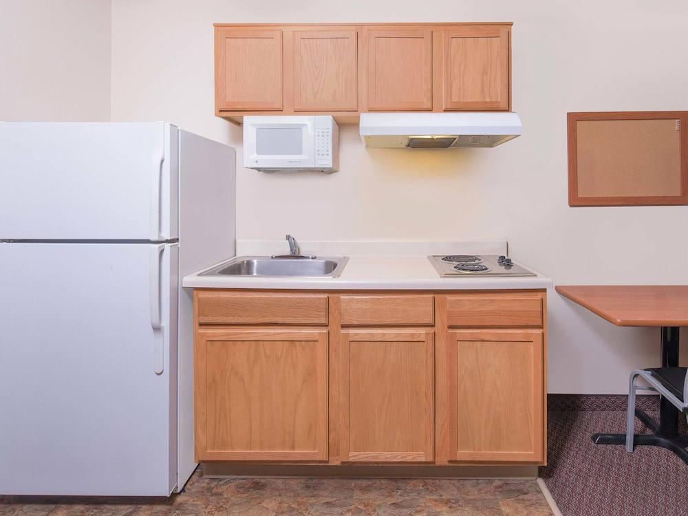 Private Kitchen, WoodSpring Suites Springdale