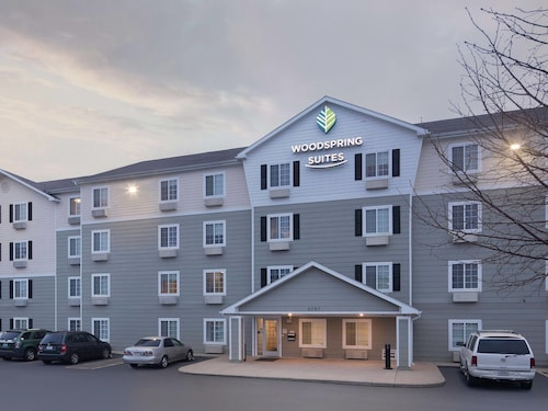 WoodSpring Suites Springdale